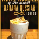 White Russian of the Month – February