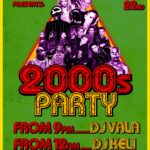 00's party at Lebowski Bar – Feb 22nd