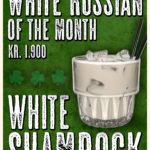 White Russian of the Month – March