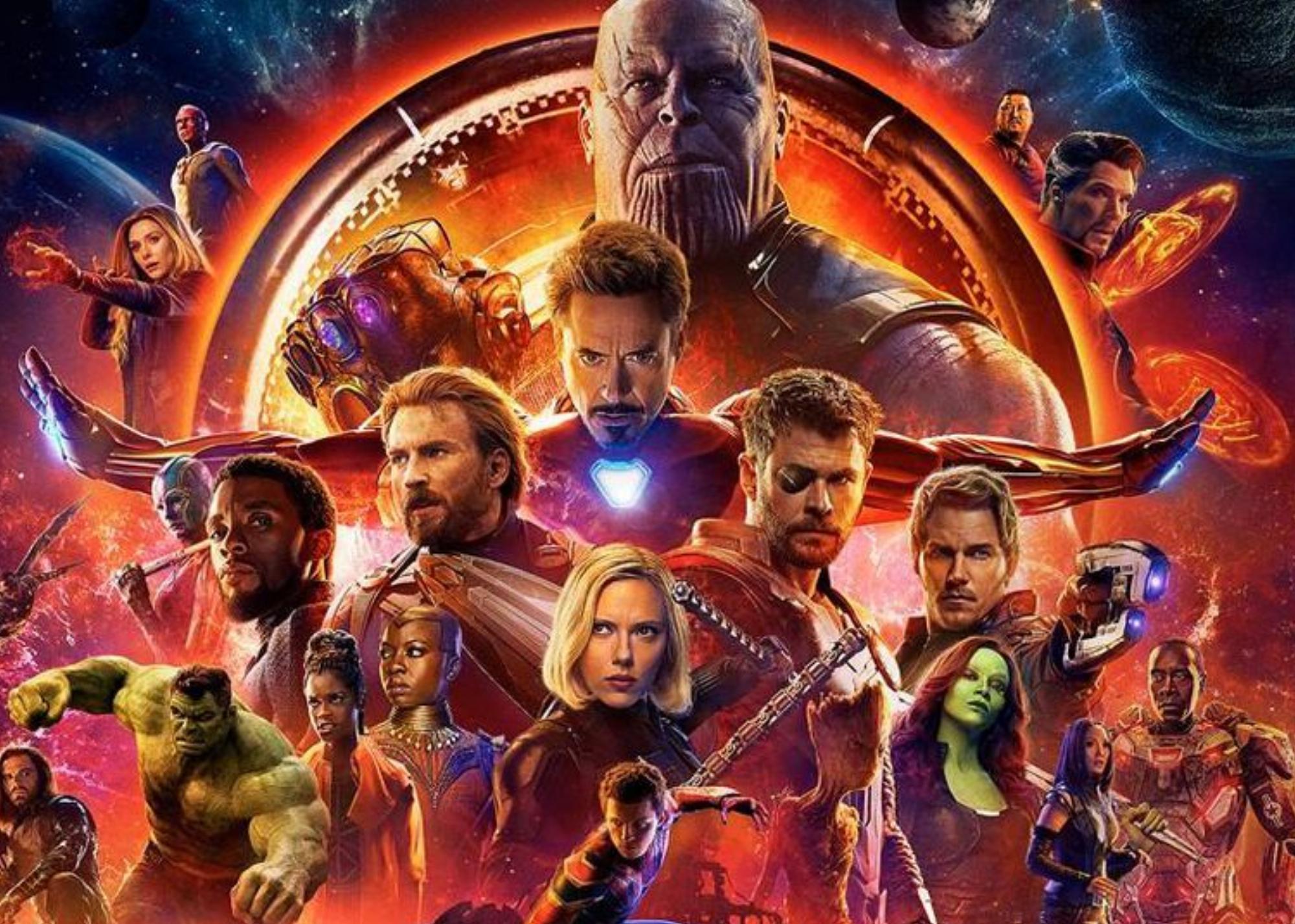 Marvel Movie Quiz April 25th ‹