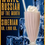 White Russian of the Month – July
