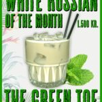 White Russian of the Month – August
