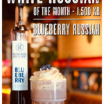 White Russian of the Month – September
