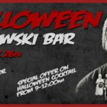 Halloween Party (free entry)